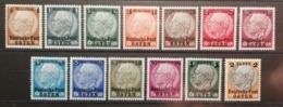 Pologne 1939 / Yvert N°17-29 / ** / Timbres D'Allemagne - 1939-44: 2ème Guerre Mondiale