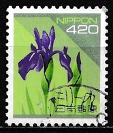 Japan 1994 - Definitive Flowers - 1989-... Emperador Akihito (Era Heisei)