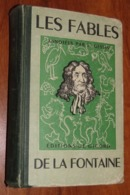 Livre LES FABLES DE LA FONTAINE - 1959 - Edition Gigord / 33 - Franse Schrijvers