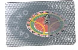 Spain - Casino Card - Casino Playa De Las Americas S.A. - Roulette - Casinokarten