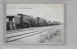 BRASSCHAAT: TREIN-TRAIN-MILITARIA-SOLDATEN - Brasschaat