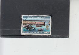 GUERNSEY  1971 - Unificato 48° - Alderney - Guernesey