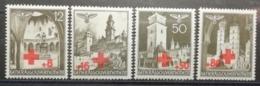 Pologne 1940 / Yvert N°68-71 / ** / Général Gouvernement - 1939-44: II Guerra Mondiale