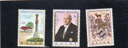 GUINEE PORT. 1967-8 ** - Guinée Portugaise