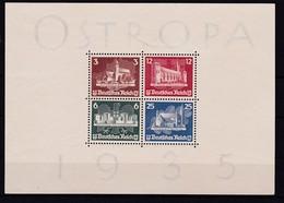 Deutsches Reich, Block 3** (K  5885) - Deutschland