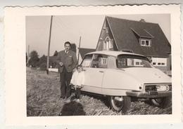 Old Timer Citroën - Animé - à Situer - Photo 8 X 12.5 Cm - Automobili