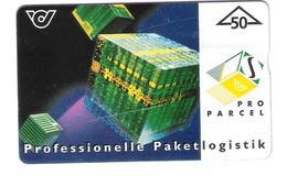 Austria - Österreich - Pro Parcel  Paketlogistik - 600A - Zodiaco