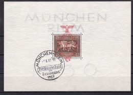 Deutsches Reich, Block 10, Gest. (K  5885d) - Deutschland