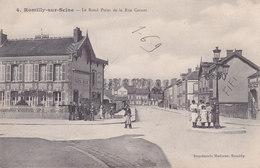 10. Le Rond Point De La Rue Carnot écrite TBE - Romilly-sur-Seine