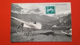74 - PASSY-AVIATION Et Le Col D'Anterne - France