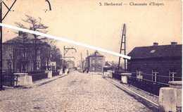 HERBESTHAL - LONTZEN  N° 5 - Chaussée D' Eupen - éd. L'Illustration TOB - Parfait état - Non Voyagé  (266) - Lontzen