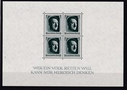 Deutsches Reich, Block 7** (K  5886c) - Deutschland