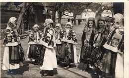 CP Roumanie Transsylvanie Rimetea Toroczko Costumes Hongrois - Rumania
