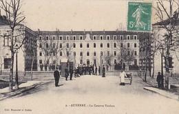 CPA Auxerre - La Caserne Vauban - 1908 (46649) - Auxerre