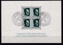 Deutsches Reich, Block 7, Gest. (K  5886d) - Deutschland