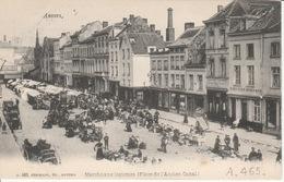 Antwerpen Groentenmarkt Op Oud Kanaal Plaats  R ??? - Antwerpen