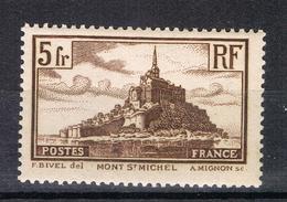 D3 - YT 260 - Mont St Michel - N** MNH - Francia