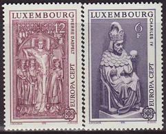 Luxemburgo  Tema Europa   Año  1978 - Luxembourg