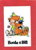"""AUTOCOLLANT """" BOULE & BILL """"  DUPUIS 1993 .  TRES BEL ETAT - Autocollants"""