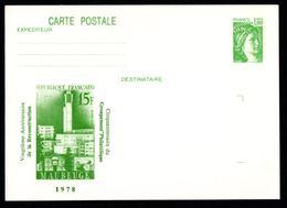 Entier Postal - YT 1973-CP1 - Sabine - 20ieme Anniversaire De La Reconstruction - Maubeuge - Biglietto Postale