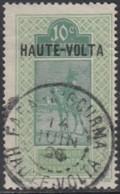 Haute Volta - Fada N'Gourma Sur N° 25 (YT) N° 19 (AM). Oblitération De 1925. - Oblitérés