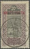 Haute Volta - Ouagadougou RP Sur N° 7 (YT) N° 7 (AM). Oblitération De 1923. - Oblitérés