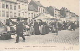 Antwerpen  Marché Aux Chiffonsop Zondag R ? ??? - Antwerpen