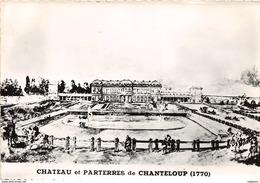37-CHATEAU DE CHANTELOUP-N°099-A/0433 - Francia