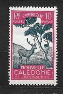 Nouvelle-Calédonie Et Dépendances:timbre Taxe Y & T N°29 ** - Nieuw-Caledonië