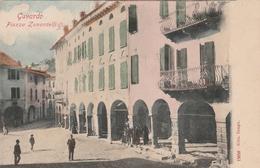 GAVARDO (Brescia) Piazza Zanardelli - Brescia