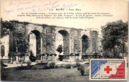 51 REIMS - Porte Mars - Reims