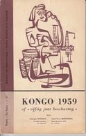 """Kongo 1959 / Of """"vijftig Jaar Beschaving"""" - Libros, Revistas, Cómics"""