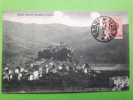 Cartolina - Bardi (Parma) - Panorama E Castello - 1925 - Parma