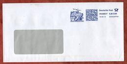 Brief, FRANKIT Frama 2D042.., Gemeinde Wehrheim Taunus, 60 C, 2014 (89522) - Machine Stamps (ATM)