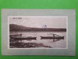 Cartolina - Lago Di Varese - 1912 - Varese
