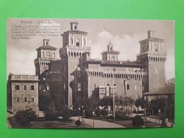 Cartolina - Ferrara - Il Castello - 1920 Ca. - Ferrara