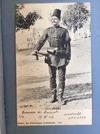 Carte Militaire- Souvenir De Bosphore - Turquia