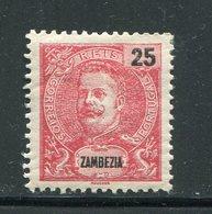 ZAMBEZIE- Y&T N°47- Neuf Avec Charnière * - Zambezia