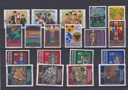 Liechtenstein Kleine Verzameling Gestempeld, Zeer Mooi Lot K1065 - Collections (without Album)