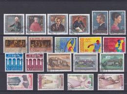 Liechtenstein Kleine Verzameling Gestempeld, Zeer Mooi Lot K1066 - Collections (without Album)