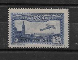 Poste Aérienne N° 6 ** TTBE - Cote Y&T 2020 De 47 € - 1927-1959 Nuevos