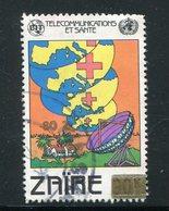 ZAIRE- Y&T N°1266- Oblitéré - Zaïre