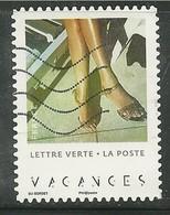 2019 Yt Adh 17XX (o) Carnet Vacances - France
