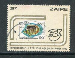 ZAIRE- Y&T N°1010B- Oblitéré - Zaïre
