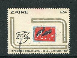 ZAIRE- Y&T N°1011A- Oblitéré - Zaïre