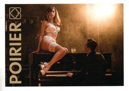 "LINGERIE DE POIRIER . "" GLAMOUR WITH A KISS "" . FEMME SEXY DESSOUS FÉMININS - Ref. N°10042 - - Moda"