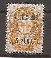 RUSSIE - LEVANT - TREZIBONDE - 1910 - N° 151 - NEUF XX MNH - Levant
