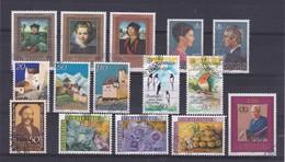 Liechtenstein Kleine Verzameling Gestempeld, Zeer Mooi Lot K1067 - Collections (without Album)