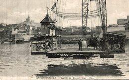 13 MARSEILLE NACELLE PONT TRANSBORDEUR - Vieux Port, Saint Victor, Le Panier