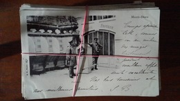 A VOIR *** VENDS LOT ENVIRON 175 CPA PRECURSEURS *** - CARTES DOS NON DIVISES - AVANT 1904 - DIVERS DEPT - Postcards